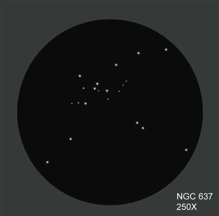 NGC 637 web